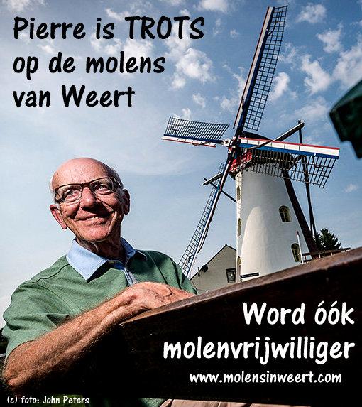 Campagne 2015: Trots op de Molens van Weert.