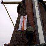 De voorbereidingen voor NLDOET op 16/17 maart op Annamolen Keent en zoals hier op De Nijverheid in Stramproy zijn aan de gang.