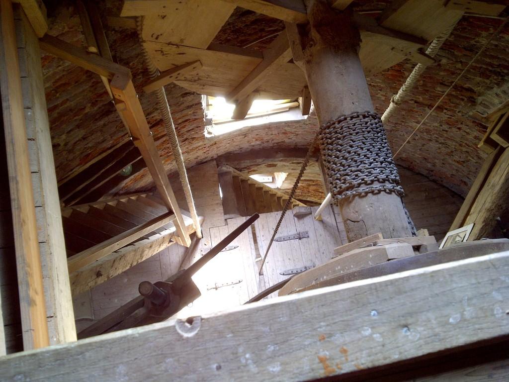 Interieur Sint Annamolen, Tungelroy