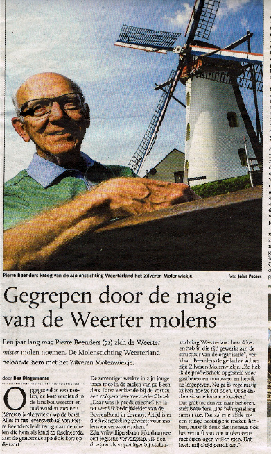 Dagblad De Limburger 23 juli 2014