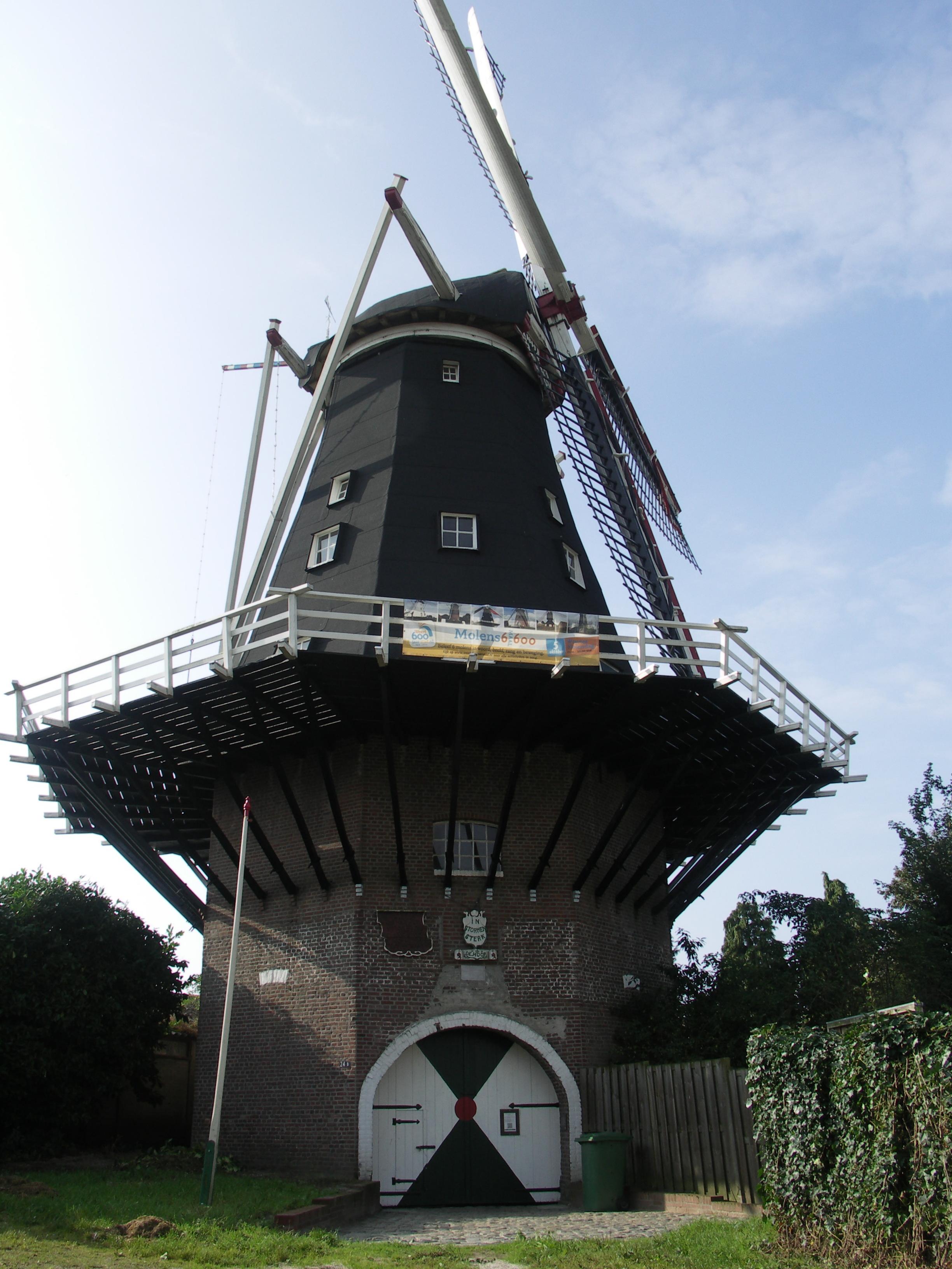 Molen De Hoop, Coolenstraat, Swartbroek