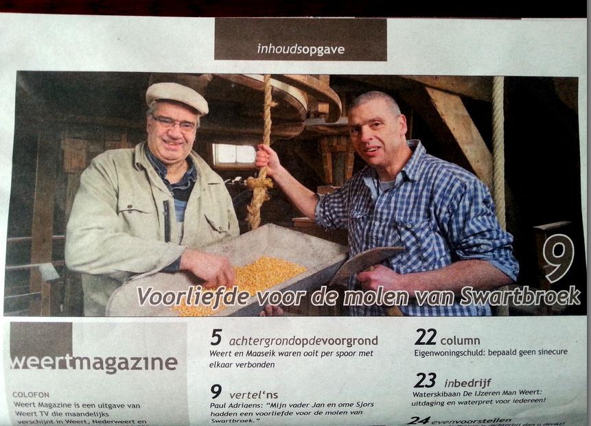 WeertMagazine van 28 maart 2015