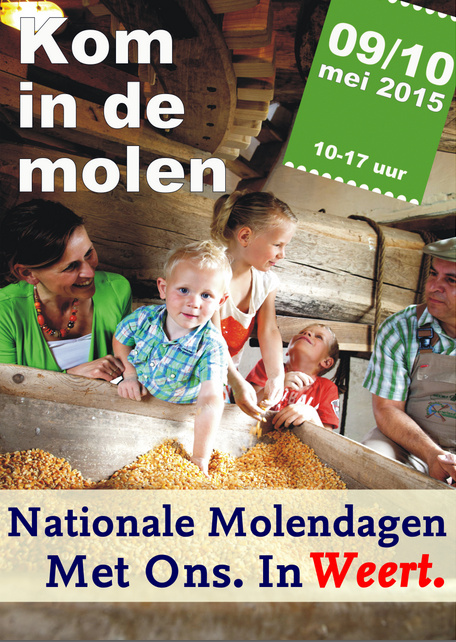Nationale Molendag in Weert