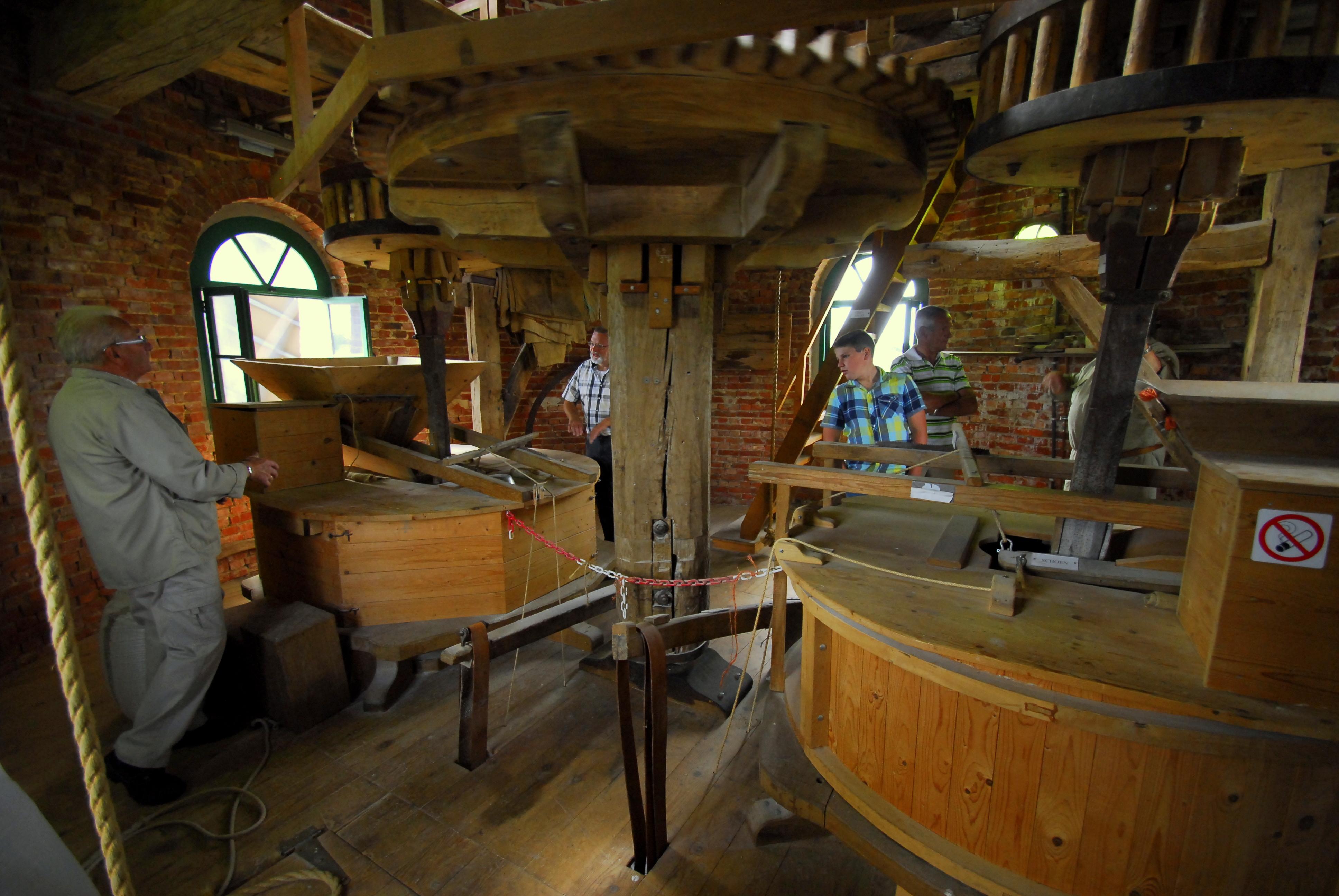 In de Lilse molen