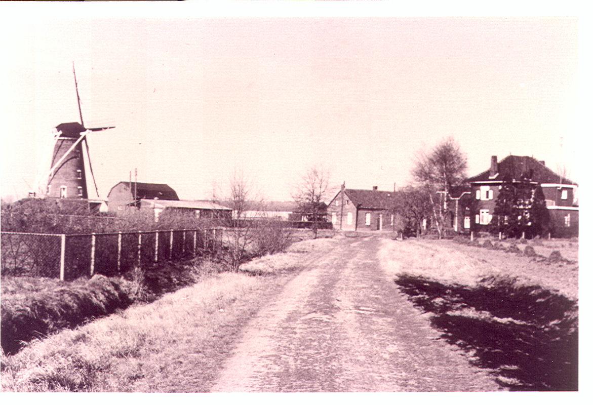 Sint Annamolen Tungelroy