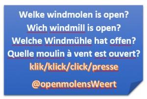 open molens
