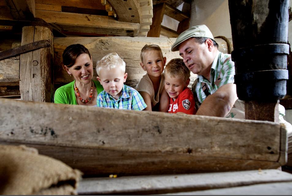 Een molenbezoek wordt deze zomervakantie een ontdekkingstocht