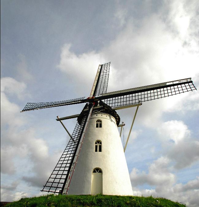 Sint Antoniusmolen Weert-Laar