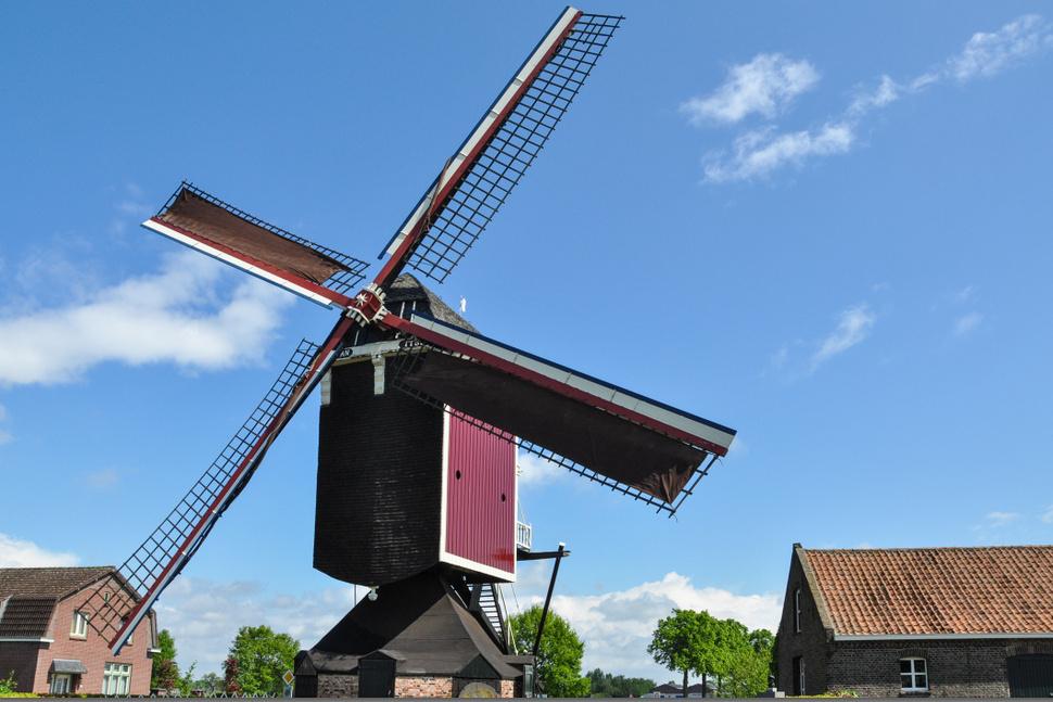 Sint Jan Stramproy. Foto: Jos Hebben