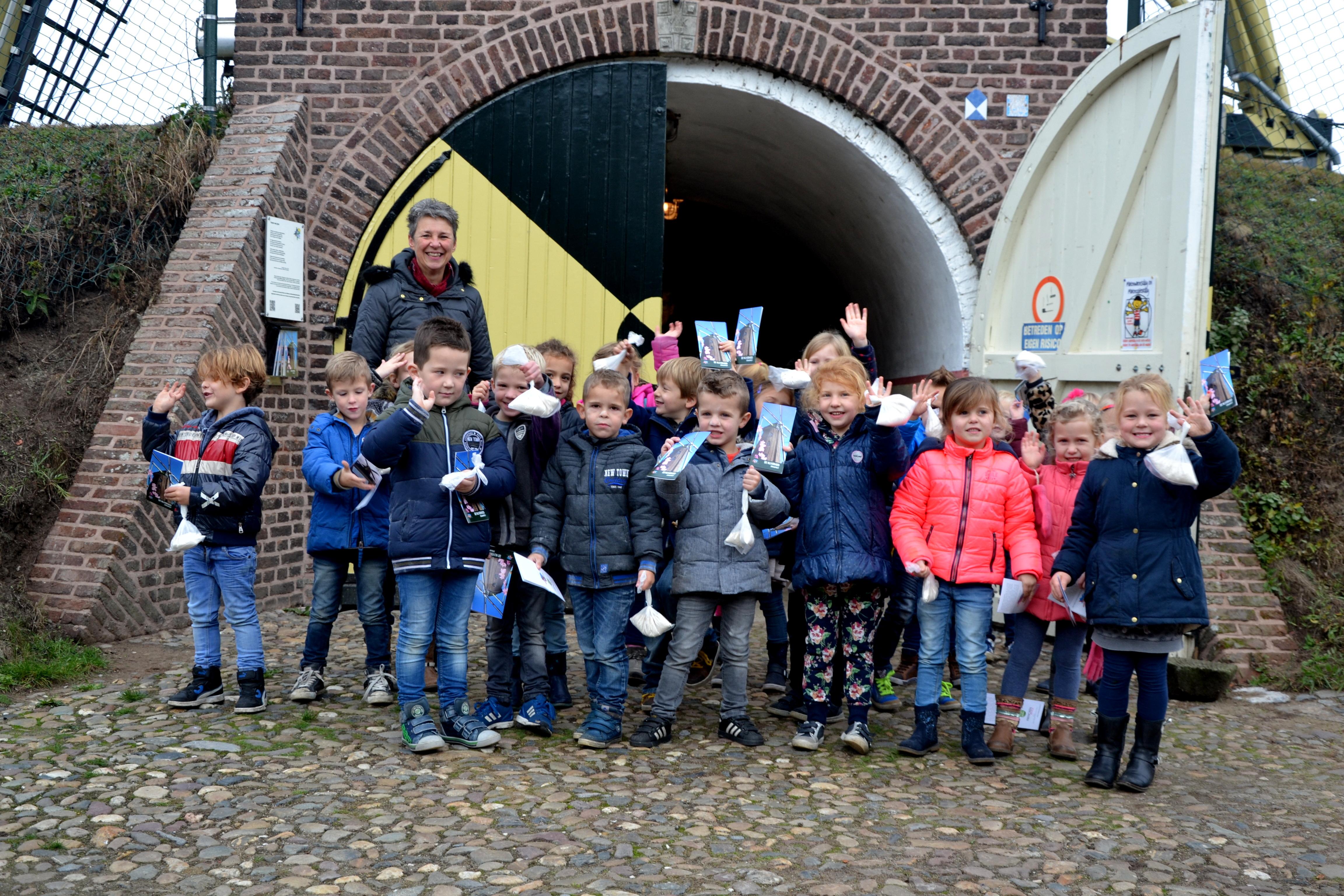 Kinderen van De Firtel uit Stramproy