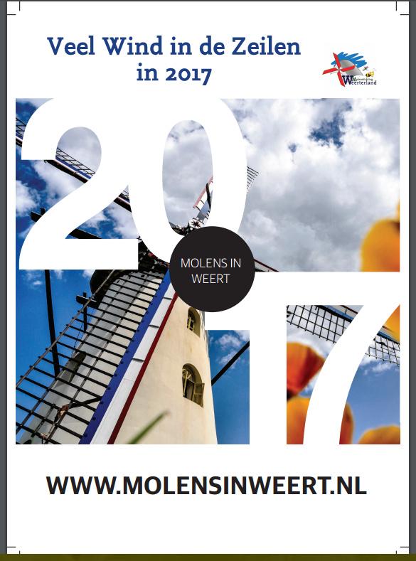 De Weerter Molenkalender 2017